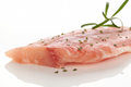 Fish Fillet With Herbs. Stock Photography - 28268812