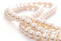 Pearl Necklace Royalty Free Stock Photo - 28278205