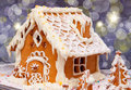 Gingerbread House Stock Photography - 28278562