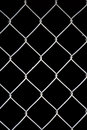 Vertical Wire Grid Window Stock Photography - 2831792