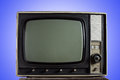 Vintage Television Royalty Free Stock Image - 28319456