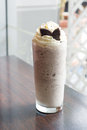 Cookies And Cream Frappe Stock Images - 28329574