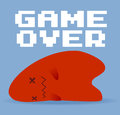 Game Over Stock Images - 28348204