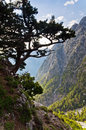 On The Top Of Samaria Gorge Royalty Free Stock Images - 28358829