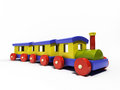 Toy Train Royalty Free Stock Photography - 28359237