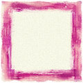 Purple Painted Frame Stock Photography - 28391242