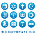 Religion Icons Stock Images - 28395514