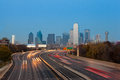 Dallas City Skyline Royalty Free Stock Images - 28405639