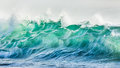 Breaking Wave Royalty Free Stock Photos - 28413638