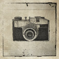 Old Camera Stock Images - 28421494