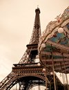 French Carrousel Stock Photos - 28434803