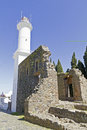Lighthouse In Colonia Stock Images - 28444814