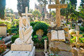 Non-Catholic Cemetery In Rome Royalty Free Stock Photography - 28449337