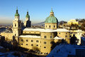 The Salzburg Cathedral Stock Photography - 28471462