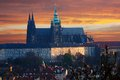 Colorful Prague Gothic Castle Royalty Free Stock Photos - 28472248