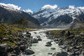 Mt.cook South Island New Zealand Stock Photo - 28479180