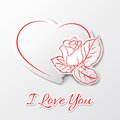 I Love You! Valentine S Day. Stock Photos - 28481473