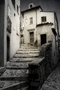 Old Alley With Steps Stock Photography - 28495902