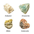 Raw Minerals Royalty Free Stock Image - 28497906