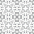 Lace On Grey, Simple Vector Geometrical Pattern Stock Photos - 28498163
