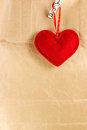 Red Heart Stock Image - 28502751