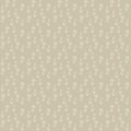 Vector Seamless Pattern, Little Beige Flowers Royalty Free Stock Photo - 28507085