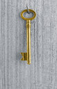 Golden Key Stock Photo - 28514710