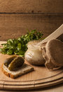 Lard With Cracklings Royalty Free Stock Photos - 28521338