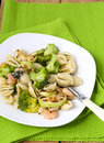 Shell-shaped Pasta Royalty Free Stock Images - 28525989