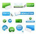 Business Website Icons Stock Images - 28529524