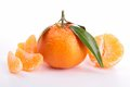 Isolated Tangerine Royalty Free Stock Images - 28529659