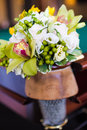 Bouquet Of Wedding Flowers Stock Photography - 28535372