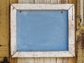 Wood Frame For Note Stock Images - 28546424