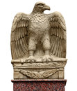 Antique Statue - Eagle With A Sword Stock Photography - 28559302