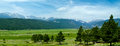 Colorado Mountain Meadow Stock Photos - 28561223