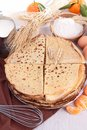 Crepe And Ingredients Royalty Free Stock Photos - 28570918