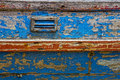 Closeup Of Old Paintwork Stock Images - 28579754