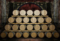 Barrels In A Wine-cellar Stock Images - 28582004