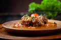 Meat Balls Stock Photography - 28593332