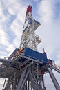 Drilling Tower Royalty Free Stock Images - 28602459