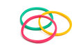 Three Rubber Bands Stock Photo - 28606560