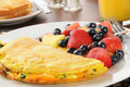 Omelet Cloesup Stock Photo - 28608700