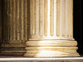 Columns Stock Images - 28617484