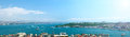 Panoramic View To Istanbul, Turkey. Stock Photography - 28621392