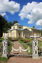 The Rose Pavilion In Pavlovsk, Russia Royalty Free Stock Image - 28621986