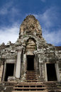Bayon Temple In Cambodia Stock Photos - 28623253
