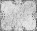 Monochrome Grunge Vintage Banner Background Stock Photography - 28626452