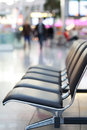Airport Seats Stock Images - 28626844