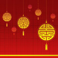 Chinese New Year Background Royalty Free Stock Image - 28634796