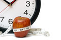 Time To Diet Royalty Free Stock Photo - 28648545
